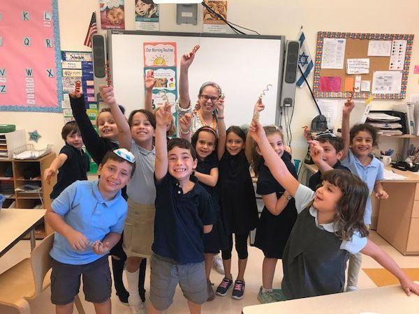 Schechter Manhattan 2nd Grade