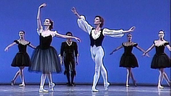 Tribute to Balanchine