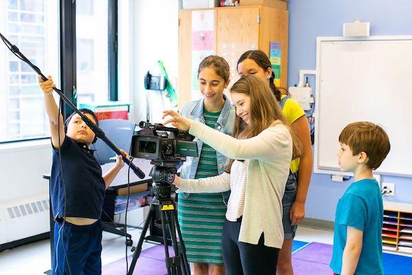 kids filmmaking classes NYC