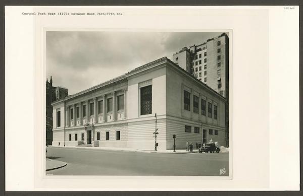 old photo NY Historical Society