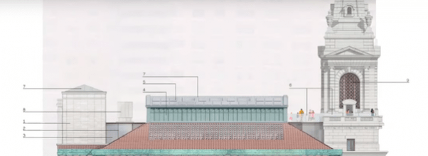 CMOM's New Design Plans Approved by LPC