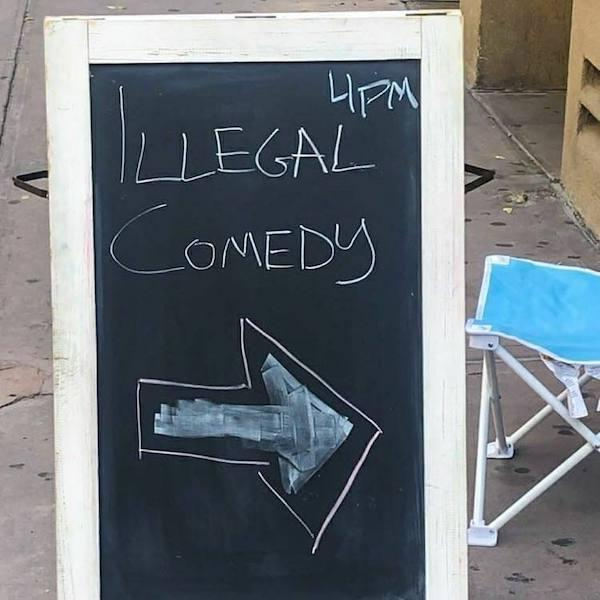 Illegal Comedy Stand Up NY