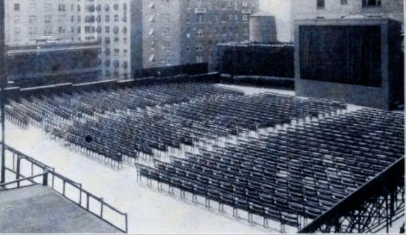 Japanese Roof Garden Theatre UWS
