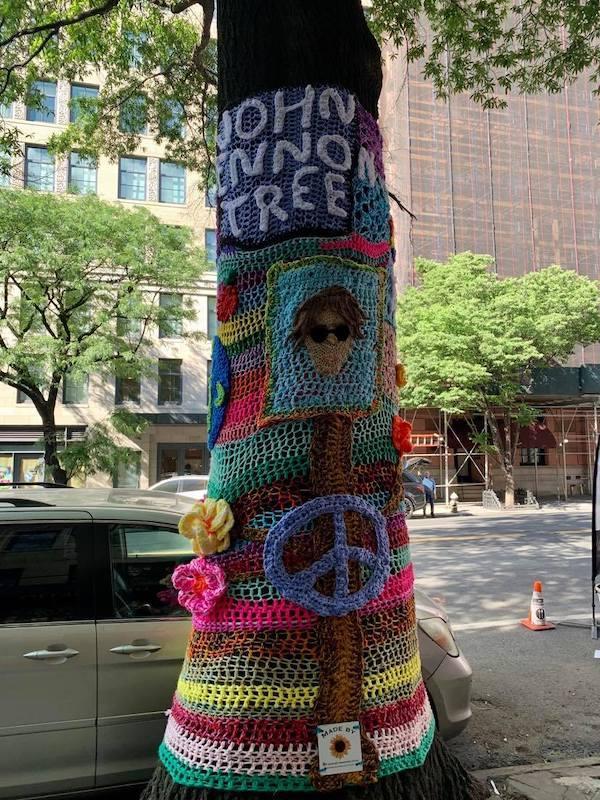 John Lennon Tree