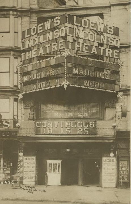 Loew's Lincoln Square Theatre
