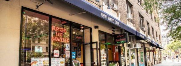 New Wave Cafe Closes Permanently