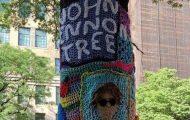 A Tree Dedicated to John Lennon