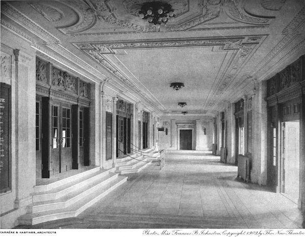 old Century Theatre UWS