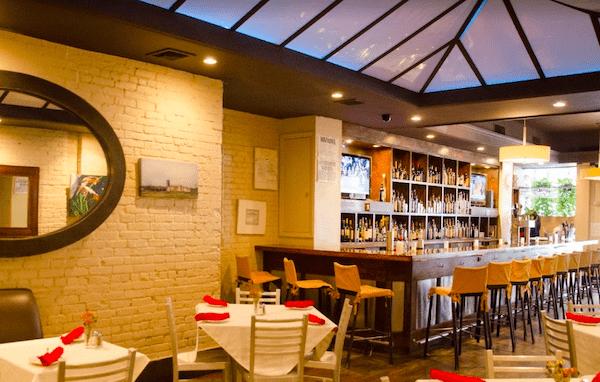 107 West Restaurant closed