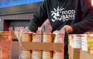 Free Food Distribution at Lincoln Center