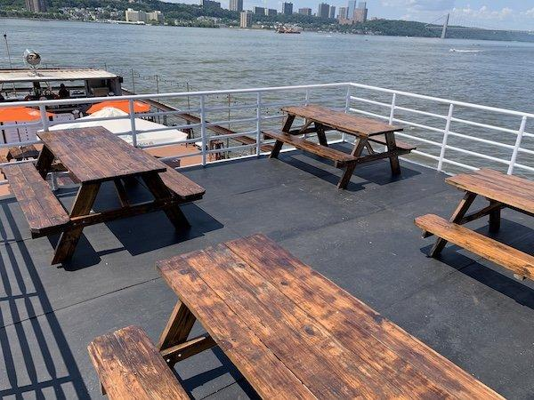 Baylander Bar West Harlem Piers