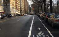 City Soon Complete CPW Bike Lane