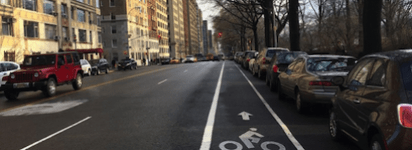 City Soon Complete CPW Bike Lane