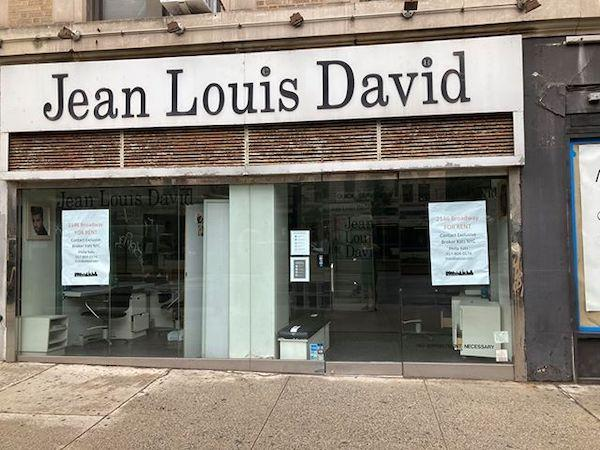 Jean Louis David closed