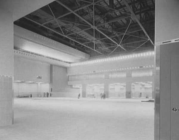 New York Coliseum Columbus Circle