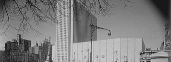 New York Coliseum History