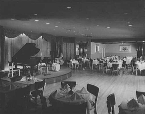 Tavern on the Green Dance Floor