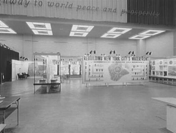 World's Trade Fair New York Coliseum