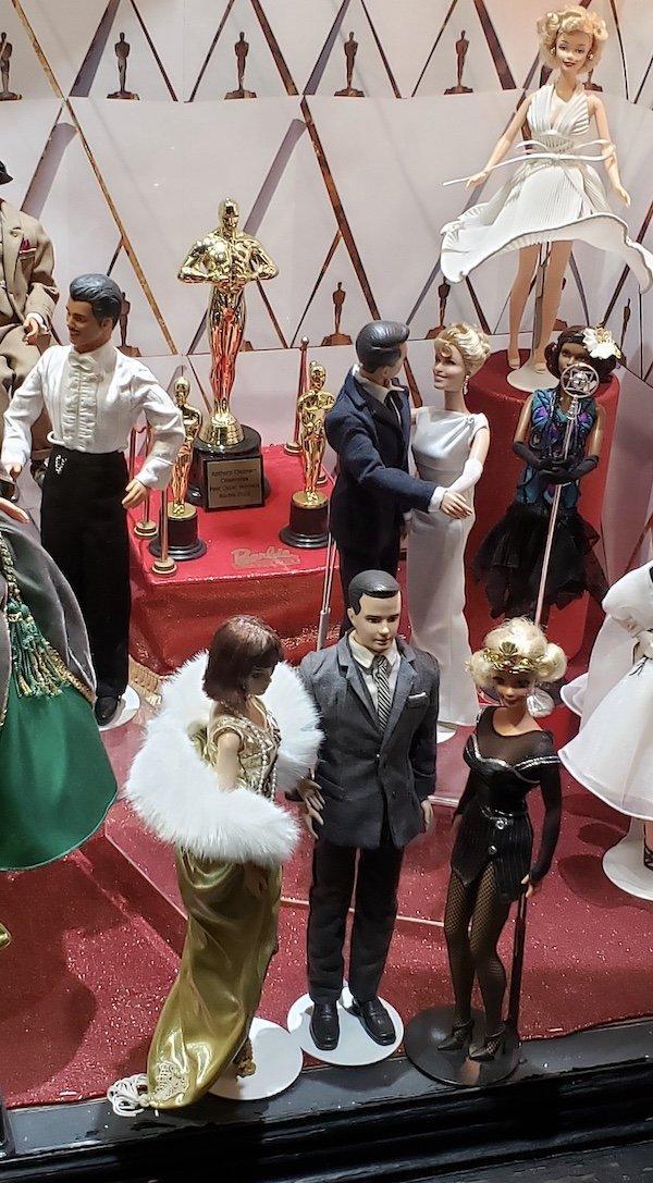 Academy Award Display
