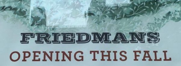 Friedmans Opening Lincoln Square Location