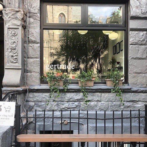 Gertrude 96th Street