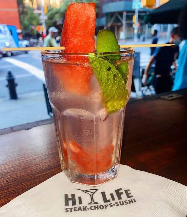 Hi Life Margarita