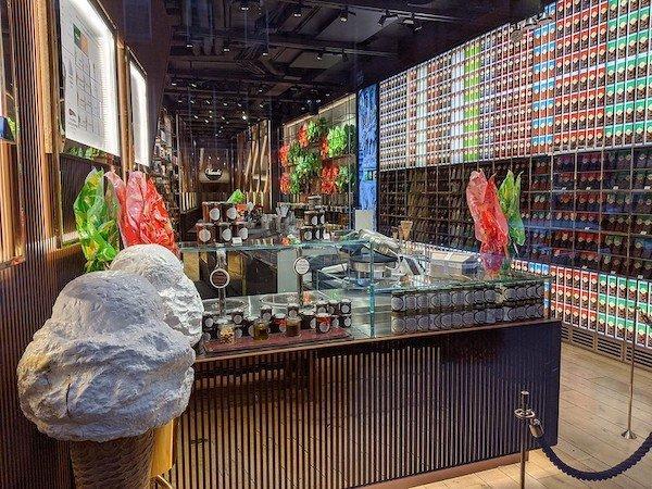 Venchi Chocolate NYC