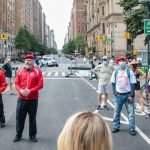 Guardian Angels Meet Upper West Siders; Pledge To Set Up Patrols