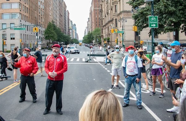 curtis sliwa uws meeting