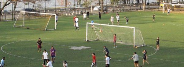 youth sports nyc parks