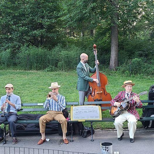 Glenn Crytzer Quartet Central Park