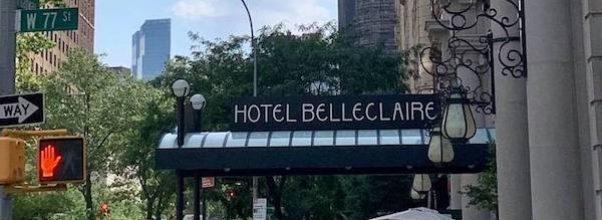 Hotel Belleclaire Rooms Open