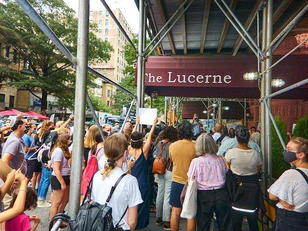 Lucerne Hotel Press Conference