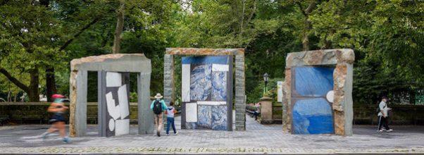 New Public Art Exhibit Central Park NYC