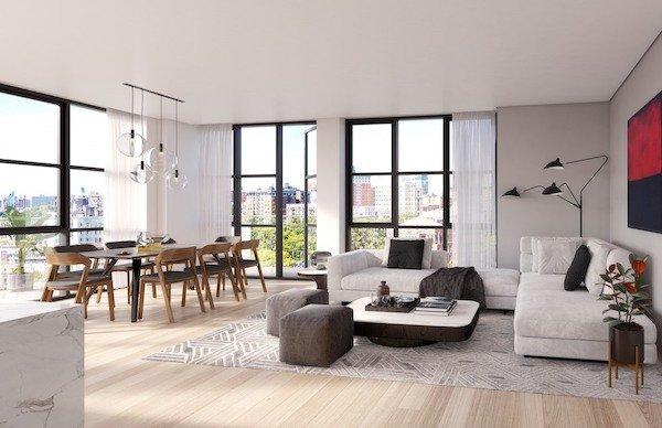 New South Harlem Condo
