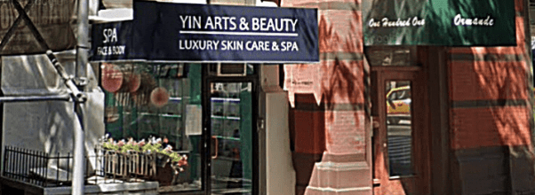 Yin Arts Spa UWS 86th Street
