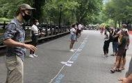 Live, Socially Distanced Theater in Central Park