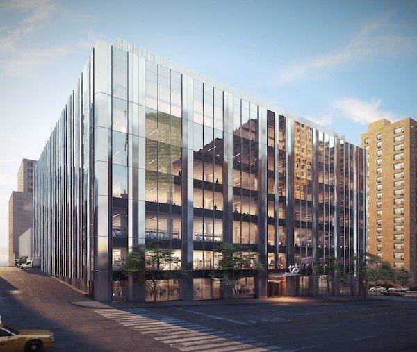125 West End Avenue rendering