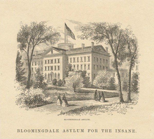 Bloomingdale Asylum for the Insane
