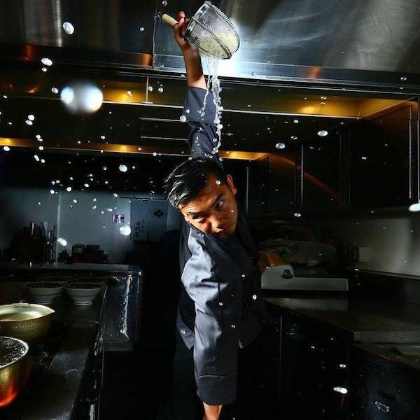 Chef Nakamura NYC