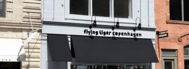 Flying Tiger Copenhagen closing