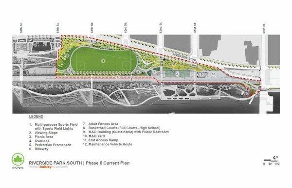 Phase 6 Riverside Park South
