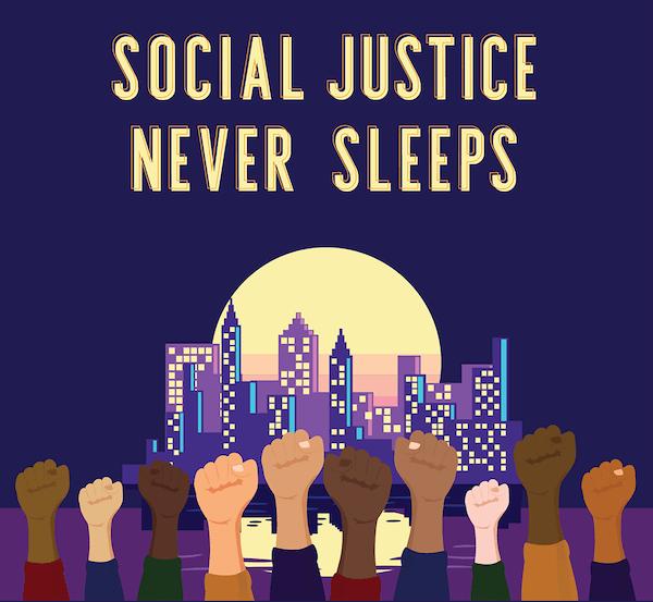 social justice never sleeps