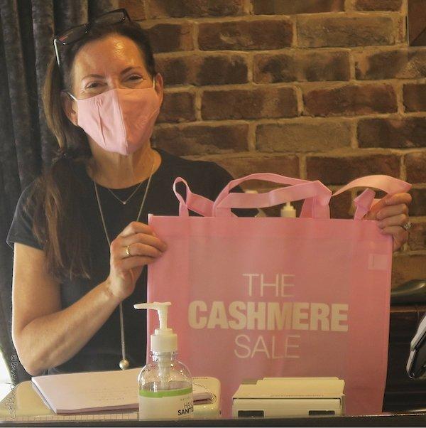 the cashmere sale 2020