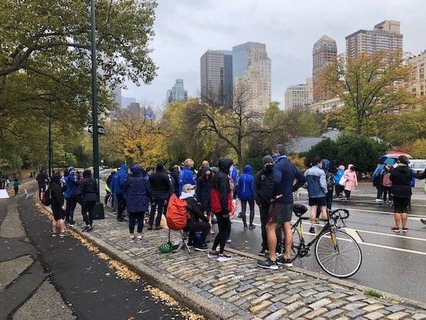 2020 NYC Marathon
