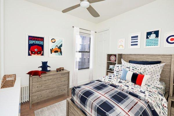 Barack Obama Morningside Heights Apartment on Market