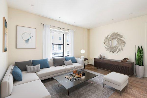 Barack Obama's NYC Apartment For Sale