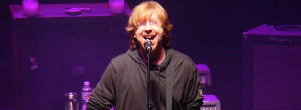 Beacon Jams Trey Anastasio