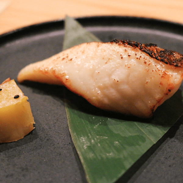 Cod from Takeda Sushi