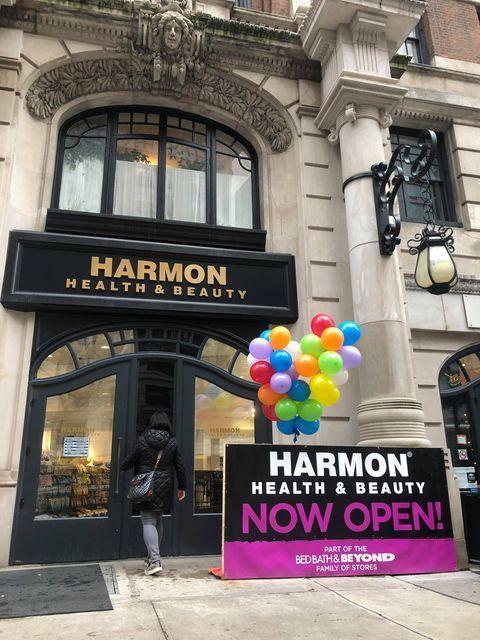 Harmon Discount UWS